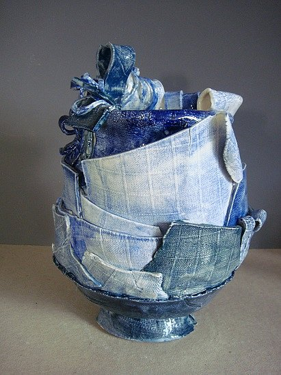 DenimBleu Vase Object